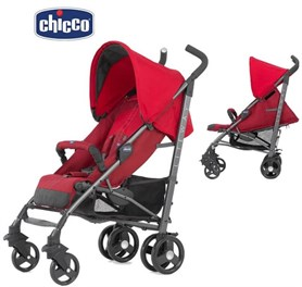Chicco Lite Way 2 Top Red Bebek Arabası